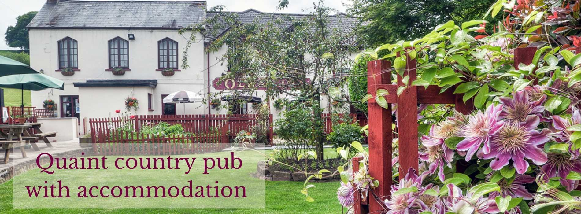 Olway Inn Pub with Accommodation